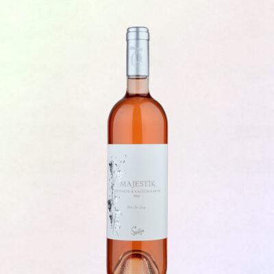 Mundvoll Majestik Rose Wein