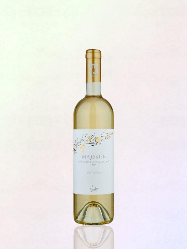 Mundvoll Majestik Weiss Wein